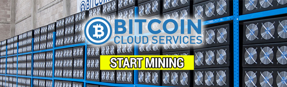 Bitcoin Cloud Services 1 год. Промо-акция