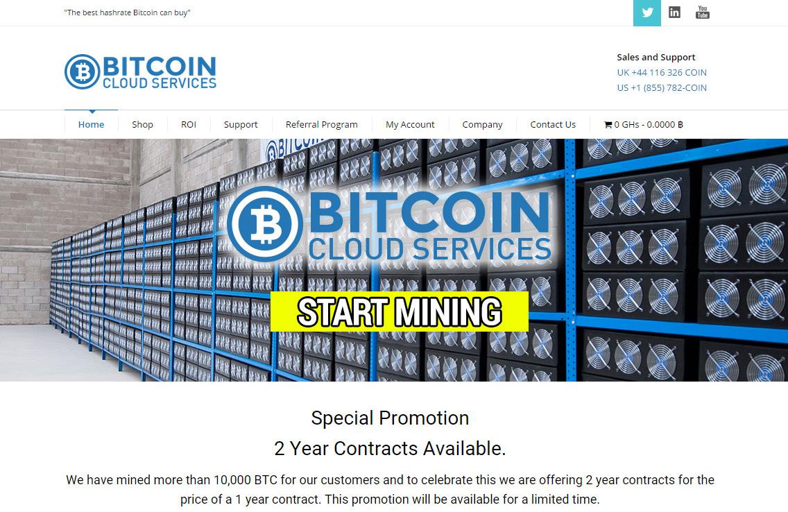 how to bitcoin cloud mining